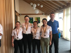 AK 14 Mädchen-Team für DMM-Finale in München qualifiziert