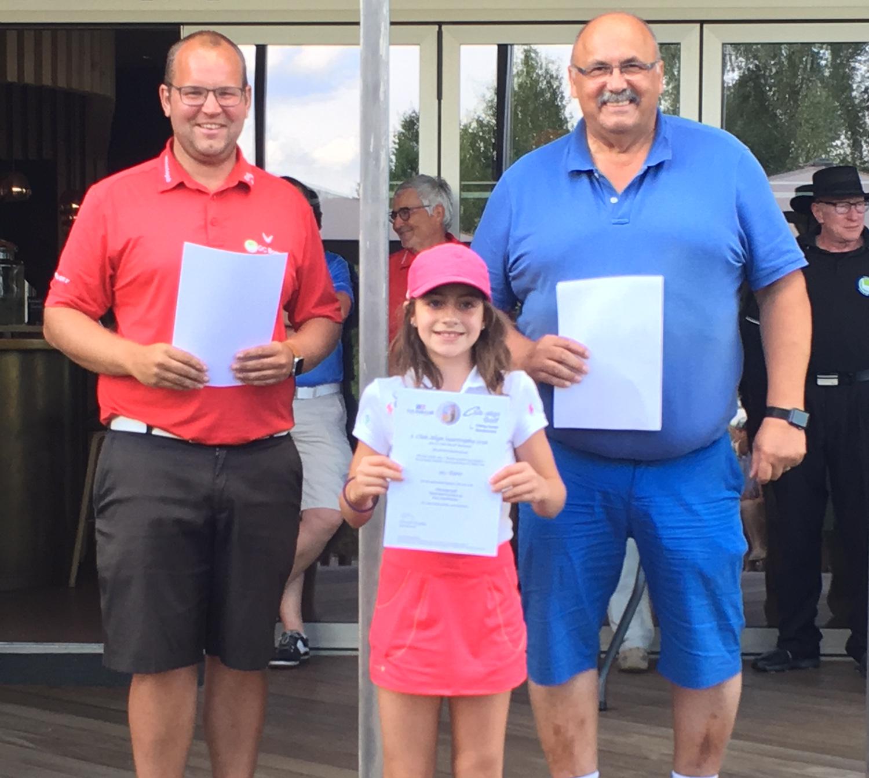 Jugendturnier in Bosen – 3 Siege und 4 Unterspielungen
