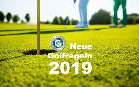 Golf Regelabend am 29.05.2019