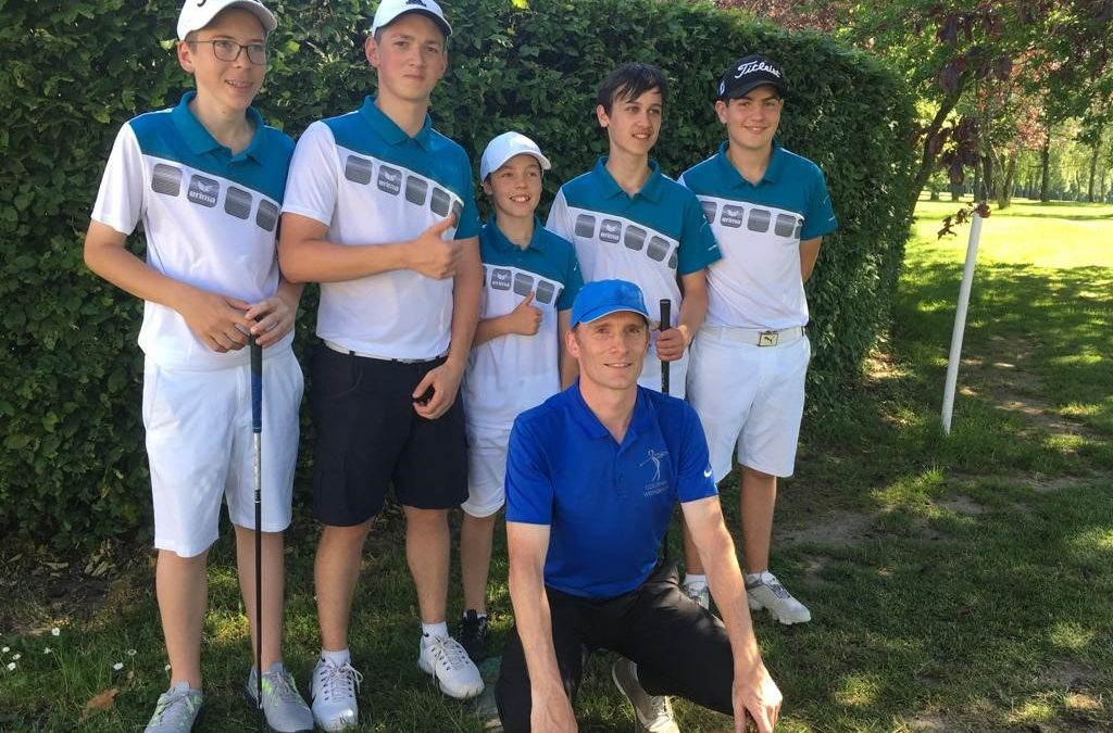 Jungen-AK 16-Team qualifiziert für Regionalfinale DMM